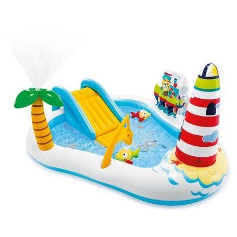 Aire de jeux gonflable Sea Paradise de Intex - Jeux piscine
