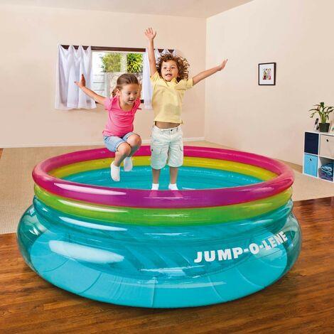 Aire de jeux trampoline pour enfants Intex 48267 Jump-O-Lene