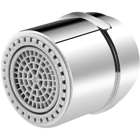 Aireador de fregadero de rosca Hembra, aireador de grifo giratorio de 360 grados