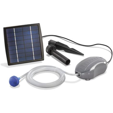 """main image of """"Aireador solar para estanques Air-S de 1,5W y 120l/h de jardín esotec 101870"""""""