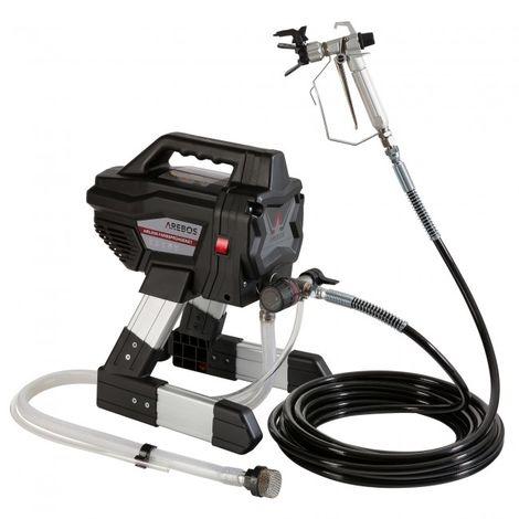 Airless paint spray system Paint sprayer Airless device Spray gun 650 W