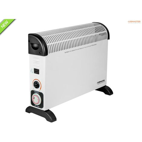 Airmaster Convector Heater with Timer 2.0kW