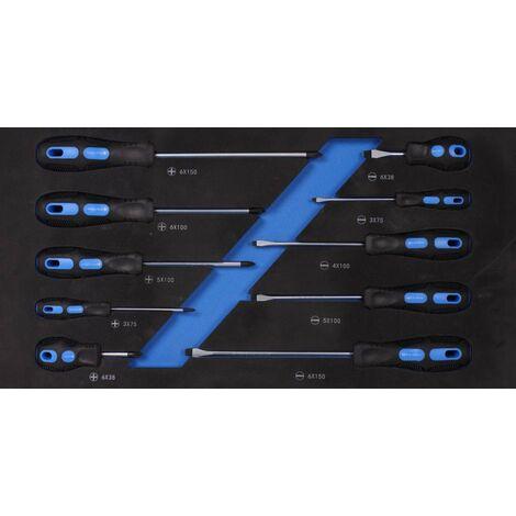 Airpress 75251 Juego de herramientas de 97 piezas en maletín