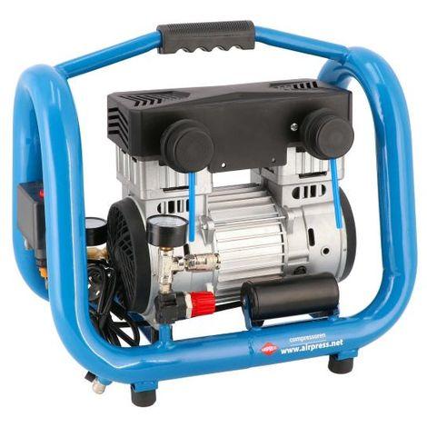 Airpress LMO 4-170 Compresor - 1,1 kW - 8 bar - 4l - 170 l/min