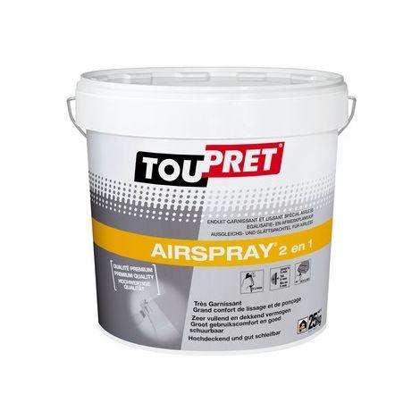 AIRSPRAY 2 EN 1 SEAU 25 KG - TOUPRET