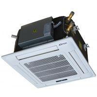 Airton climatiseur réversible à cassette encastrable 3500W DC Inverter avec raccordement Readyclim - A++ / A+