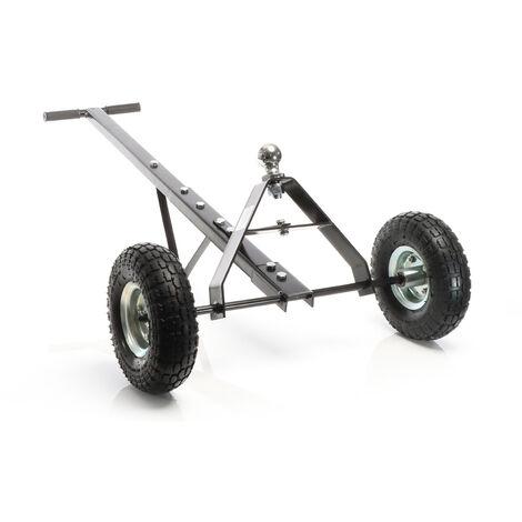 Aiuto per manovrare roulotte 110x72x30 cm con maniglia 270kg Carrello di manovra per camper