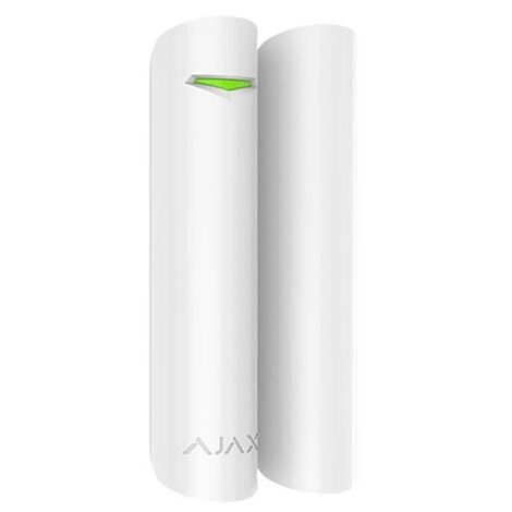 AJAX AJDPP DoorProtect Plus Détecteur de porte et fenêtre magnétique sans fil 868Mhz Wireless couleur blanche
