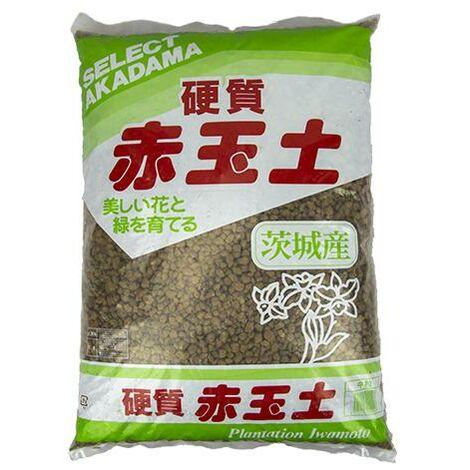 Akadama hard quality 5/10 mm (c.ca 11 kg - 15 lt), per bonsai