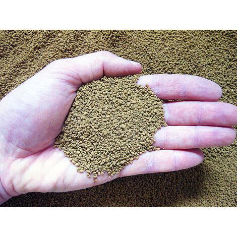 Akadama hard quality Ibaraki extra fine 0/2 mm (1 kg - c.ca 1,3 lt), per shoihin bonsai