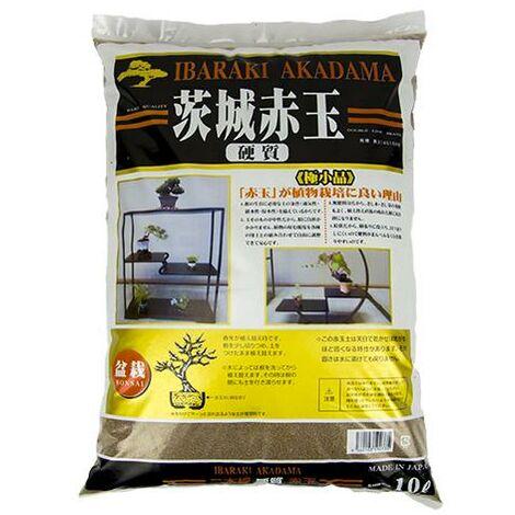 Akadama hard quality Ibaraki extra fine 0/2 mm (c.ca 8 kg - 10 lt), per shoihin bonsai