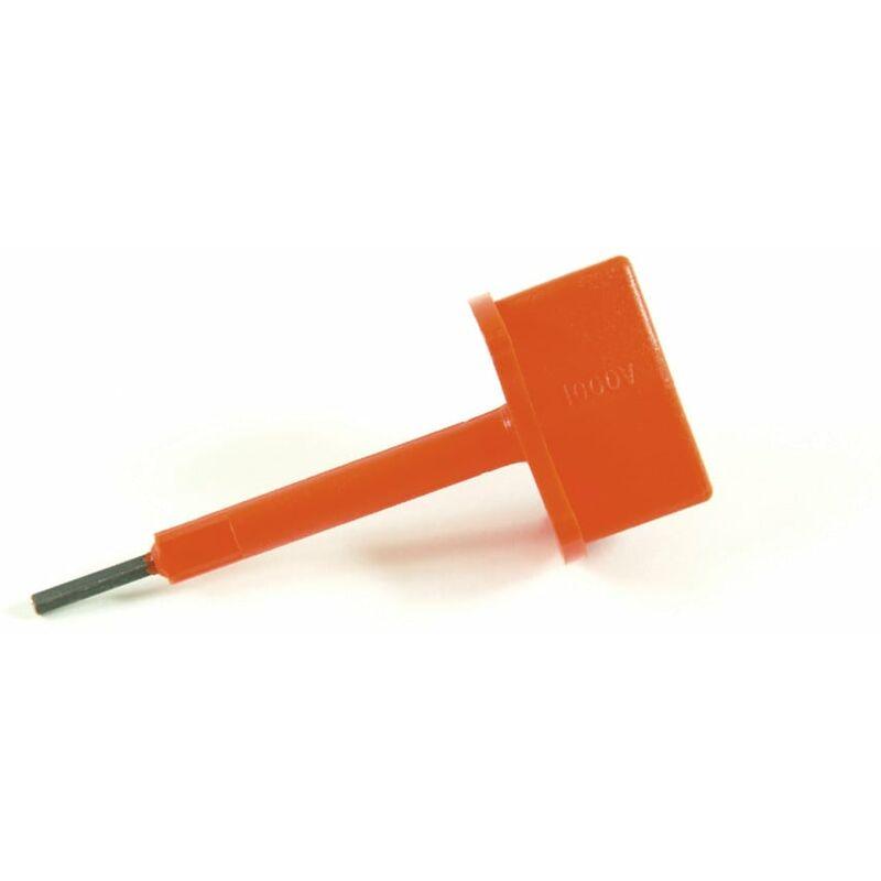 Image of AKT/C 3MM Cooker Knob Allen Key - Itl Insulated Tools Ltd