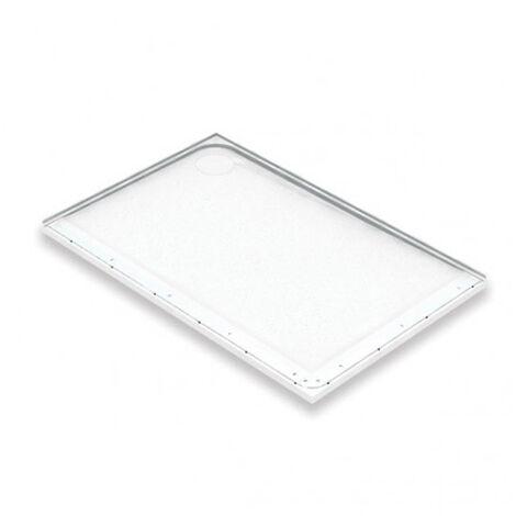 """main image of """"AKW Mullen Rectangular Shower Tray, 1300mm x 820mm, Left Handed"""""""