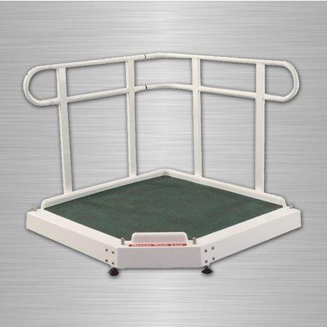 AKW - Plateforme réglable en hauteur 300 à 900mm (Accessibilité PMR)