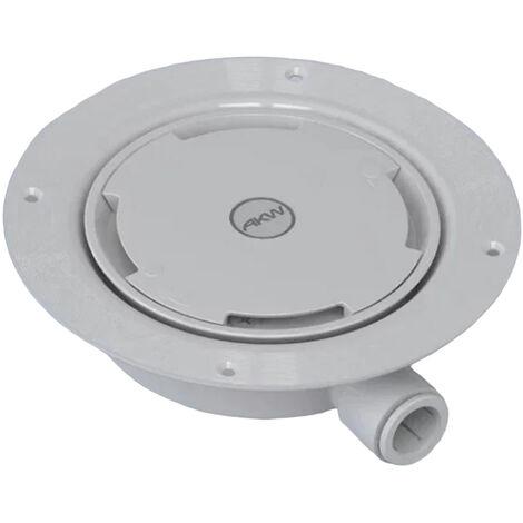 AKW SilentFlow+ with 15mm Shower Tray Waste Adaptor