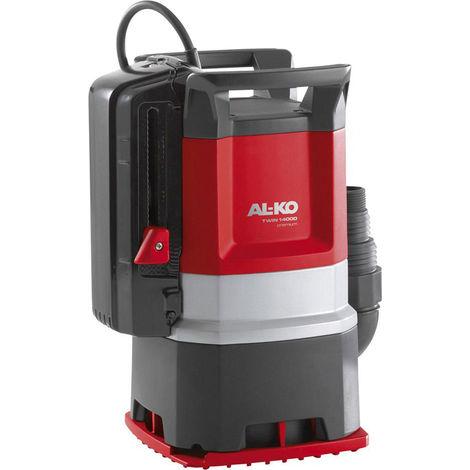 AL-KO Combi Tauchpumpe Twin 14000 Premium