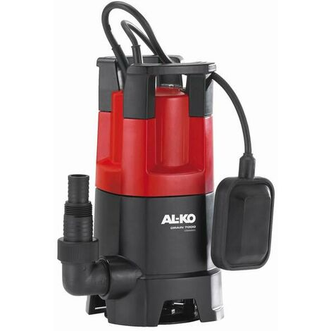 AL-KO Pompe de puisard submersible - AL-KO 7000 Classic - 350 W - 230 V