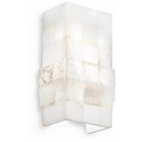 Alabastre STONES wall light 1 bulb
