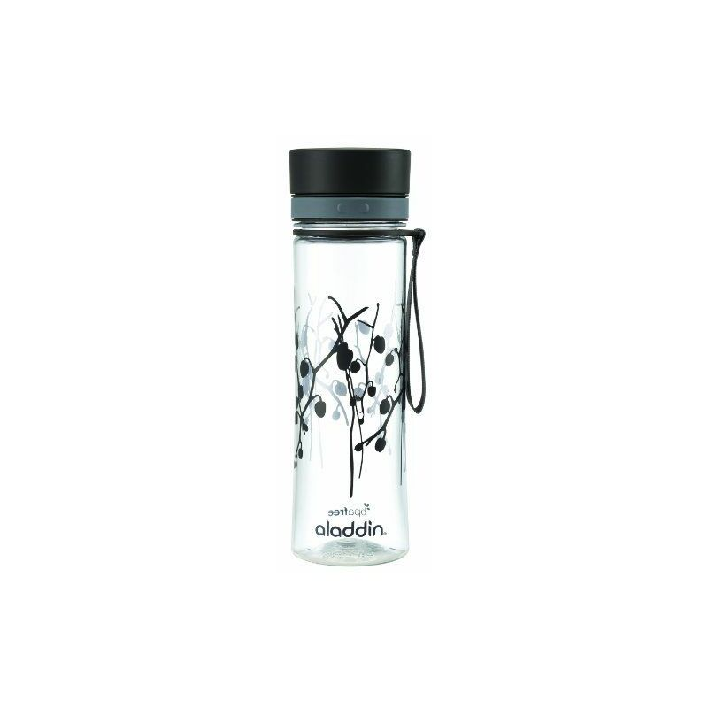 0.6 Litre Aveo Water Bottle Grey Future Insights - Aladdin