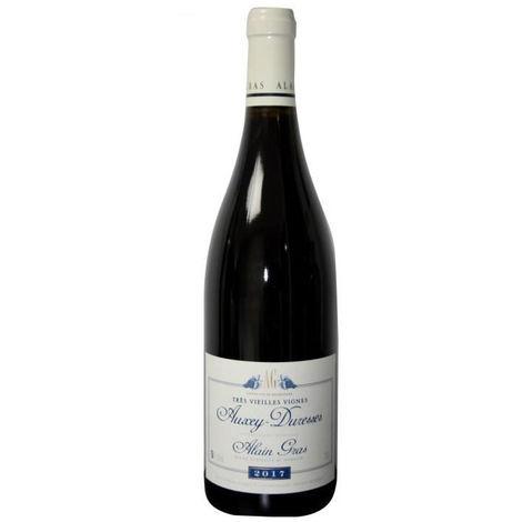 Alain Gras Tres Vieilles Vignes 2017 Auxey-Duresses - Vin rouge de Bourgogne
