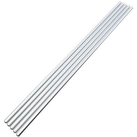 Alambre de soldadura de aluminio de baja temperatura, 2.0 mm * 230 mm, 5 piezas