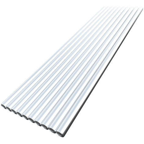 Alambre de soldadura de aluminio de baja temperatura, 3.2mm*330mm, 10 piezas