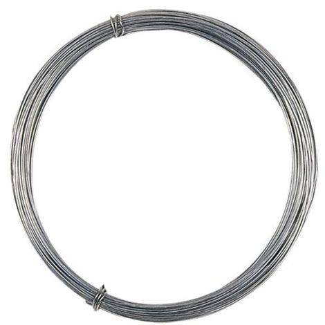 Alambre hierro galvanizado 100 gr. - varias tallas disponibles
