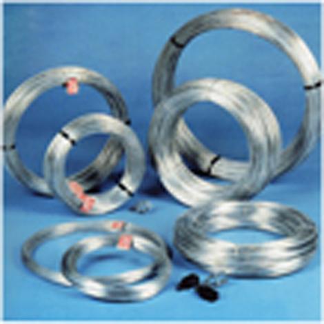Alambre hierro galvanizado 500 gr. - varias tallas disponibles