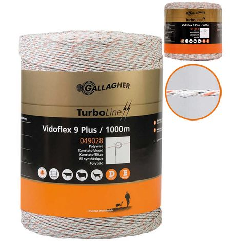 Alambre profesional Vidoflex Turboline Plus Gallagher