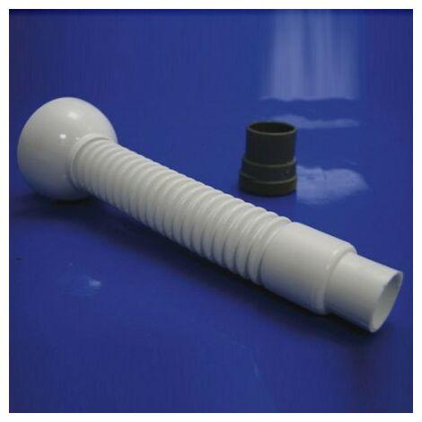 Alargadera flexible t-215/40 1 1/2