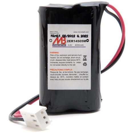 Alarm battery BATLI05 MB 3.6V 3.6Ah
