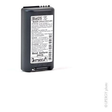 Alarm battery BATLI25/26 3.6V 5.4Ah