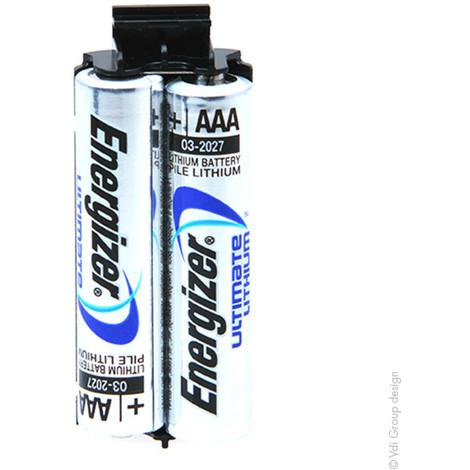 Alarm battery DAITEM BATLI31 3V 1Ah