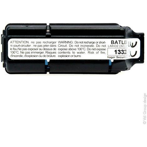 Alarm battery DAITEM BATLI38 3V 2.4Ah
