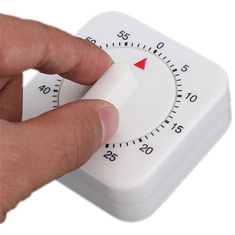 Alarma de temporizador de cocina inversa de una hora Hasaki
