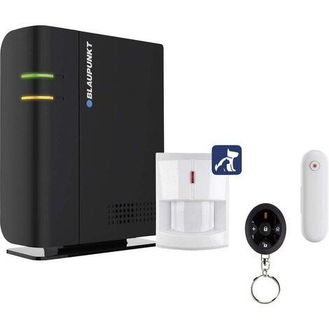 Alarma inalambrica Blaupunkt Q-Pro6300 compatible con Alexa/Google Home con sistema anti-inhibición + control vía App