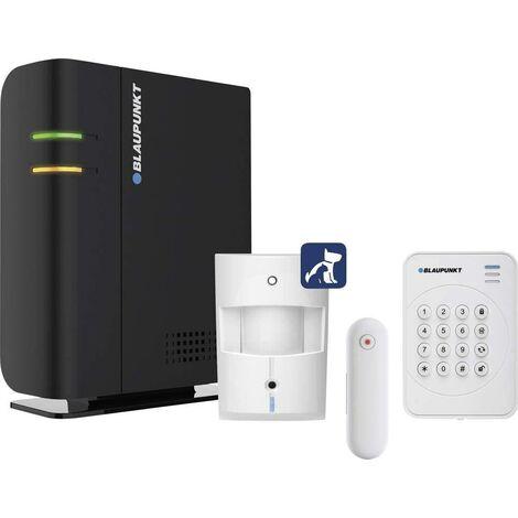 Alarma inalambrica Blaupunkt Q-Pro6600 compatible con Alexa/Google Home con sistema anti-inhibición + control vía App