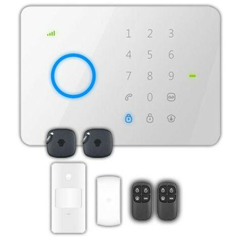 Alarma Inalambrica Tactil G5 GSM CHUANGO Sin Cuotas