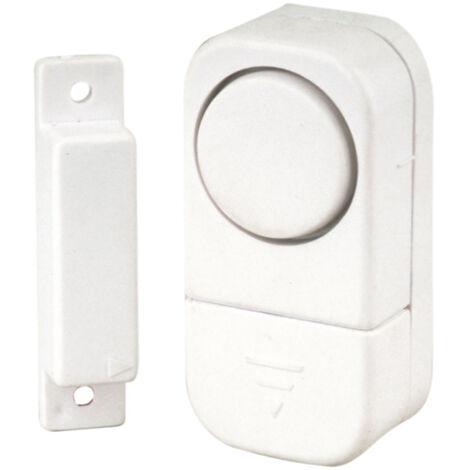 Alarma para ventanas y puertas a pilas (Electro DH 50.621) (Blíster)
