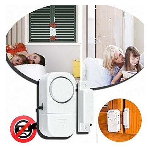 Alarma puertas o ventanas