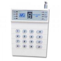 Alarmanlage AS-9 ohne Zubehör (433 MHz Alarmzentrale)