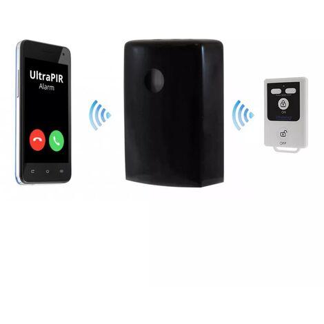 Alarme GSM 3-en-1 sans-fil extérieure UltraPIR 3G (détecteur de mouvement, sirène, alerte par appel/SMS) (gamme BT)