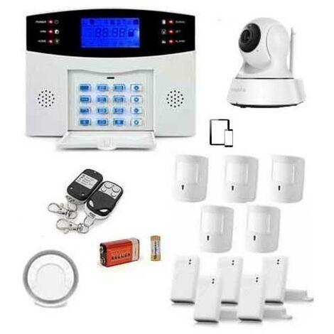Alarme GSM animal XXL et camera IP et caméra