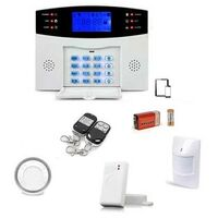 Alarme GSM sans fil de 99 zones, Easy BOX
