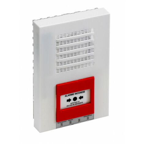 Alarme incendie Type 4 Planète 1 boucle avec DM (NUG31217)