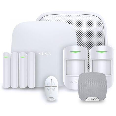 Alarme maison Ajax StarterKit blanc - Kit 3