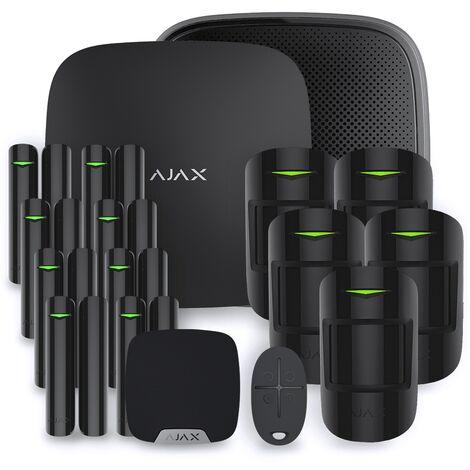 Alarme maison Ajax StarterKit Plus noir - Kit 6