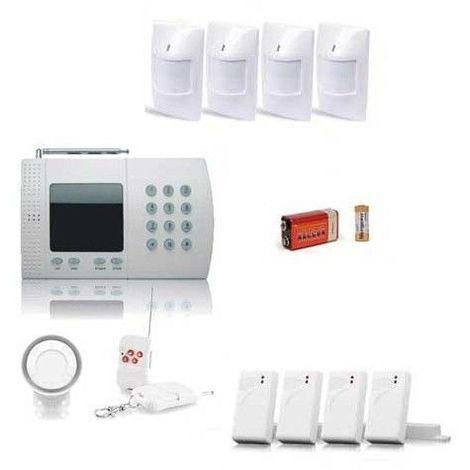 Alarme maison sans fil de 6 Zones XL BOX Appartement