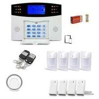 Alarme Maison Sans fil GSM , 99 zones XL