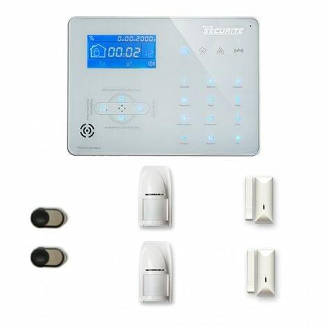 Alarme maison sans fil ICE-B20 Compatible Box internet